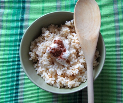 Rice Pudding Recipes for Christmas